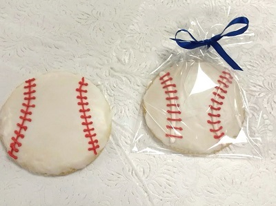 Baseball Party Favor