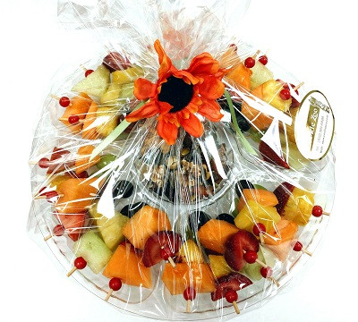 Fruit Kabobs Tray