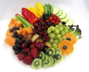 Fruit & Veggie Platter