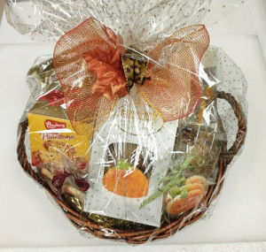 Fall Gourmet Basket