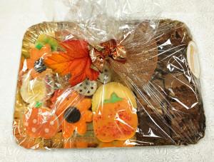 Fall Cookies n' Brownies