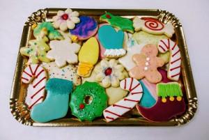 Holiday Shapes n' Sugars