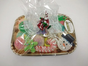 Mini Holiday Tray