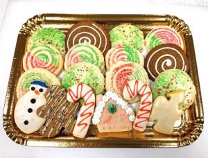 Christmas Sugars n'  Shapes